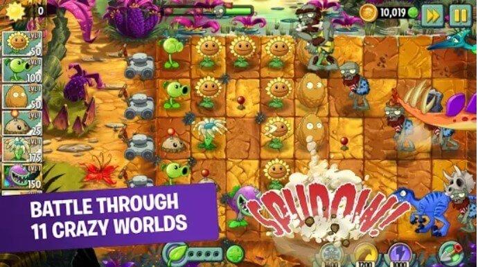 Plants vs. Zombies 2