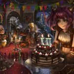 Happy Birthday Lineage 2