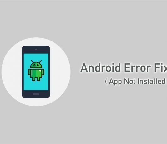 app Not Installed
