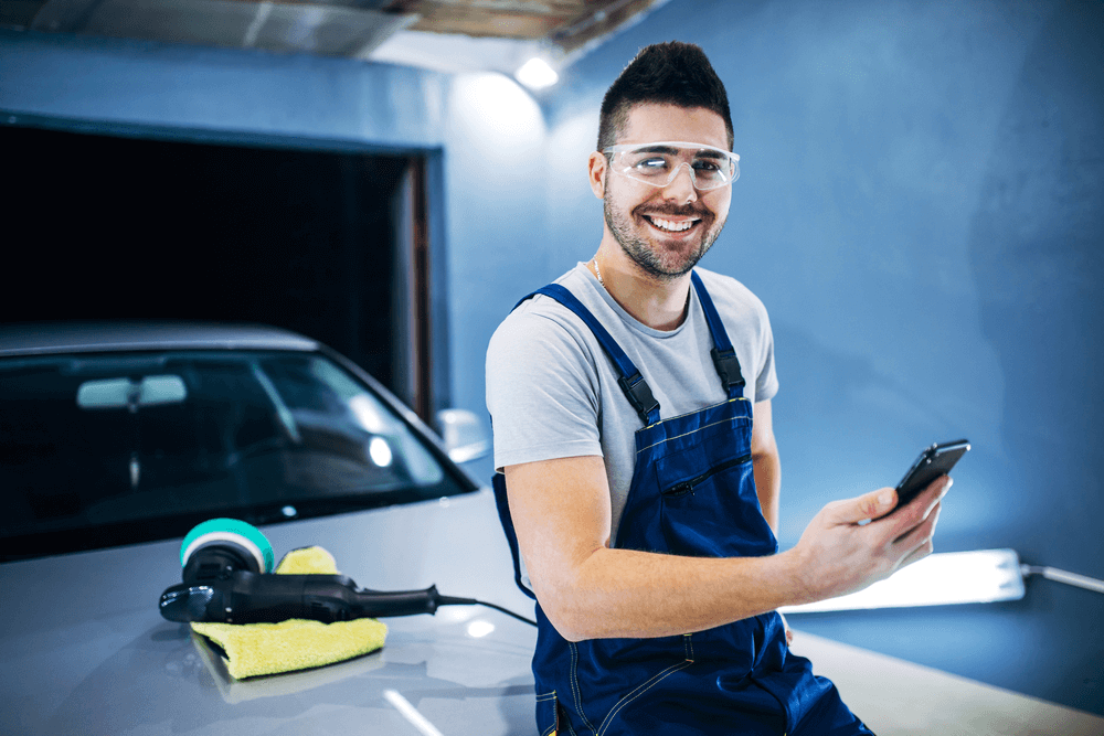 mobile car wash app review