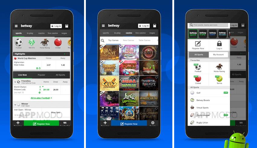 Betway Mobile App