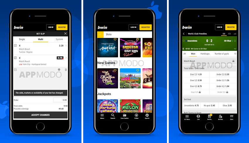 Bwin App Store